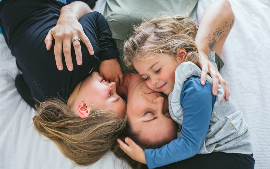 The Monk Family   In-home Lifestyle Family Photography Gippsland