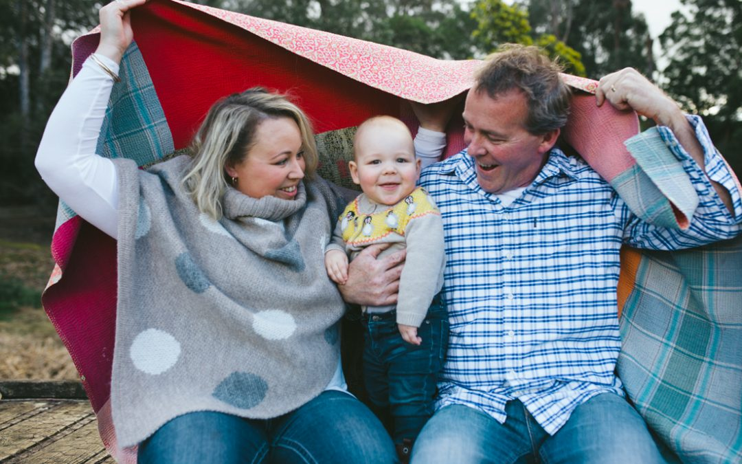 The Beilby Family | Lifestyle Family Photography Gippsland