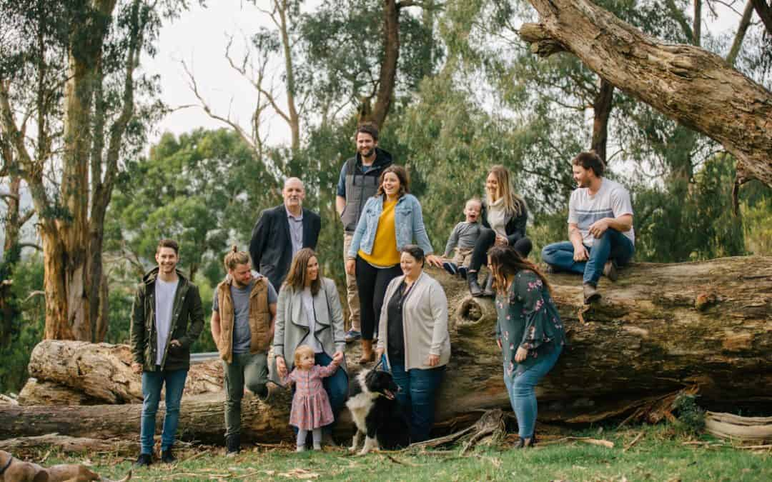 The Jenkins Family | Lifestyle Family Photography Gippsland